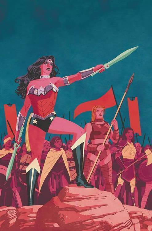 Wonder Woman By Azzarello & Chiang Omnibus Hardcover