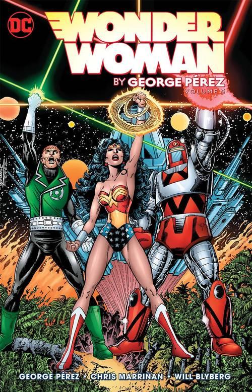 Dc comics wonder woman by george perez tpb vol 03 20171231