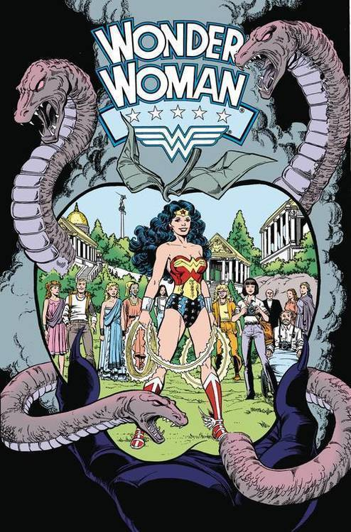 Dc comics wonder woman by george perez tpb volume 4 20191031