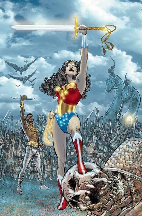 Dc comics wonder woman by phil jiminez omnibus hardcover 20180801