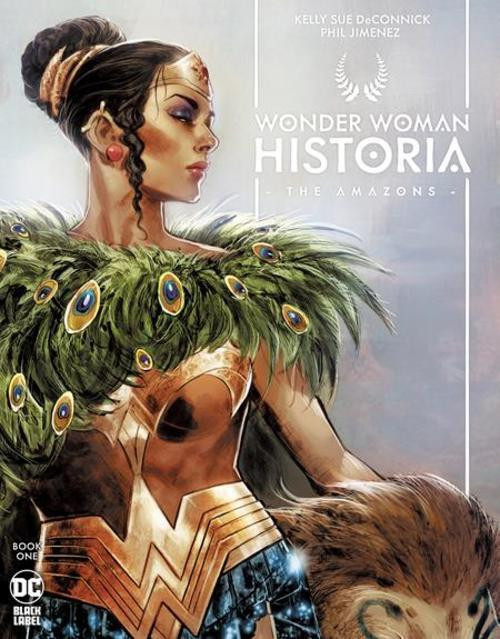 Wonder Woman Historia The Amazons (Mature)