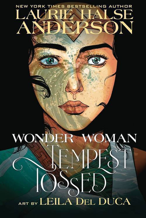 Dc comics wonder woman tempest tossed tpb 20200128