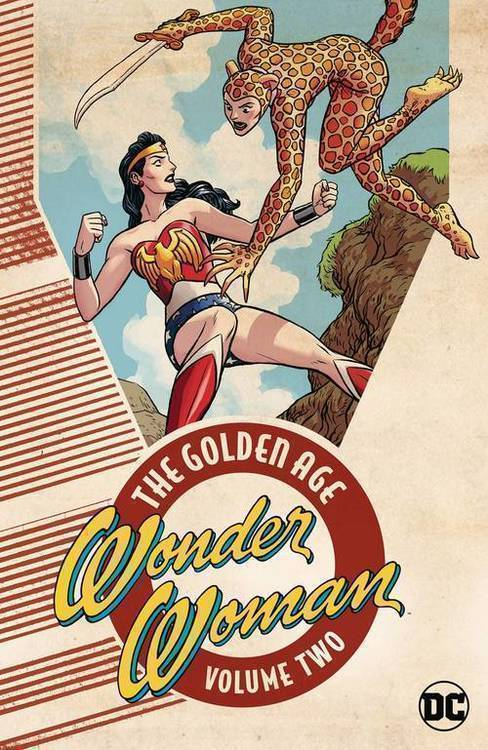 Dc comics wonder woman the golden age tpb vol 02 20180830