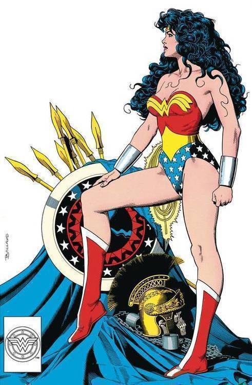 Dc comics wonder woman the last true hero tpb book 01 20200128