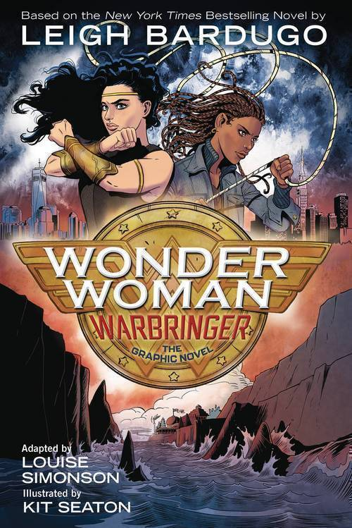 Dc comics wonder woman warbringer tpb 20190828