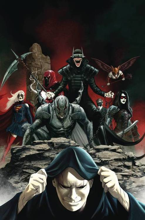 Dc comics year of the villain hell arisen 20190926