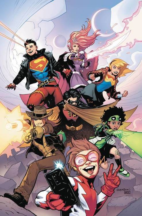 Dc comics young justice hardcover volume 01 gemworld 20190529