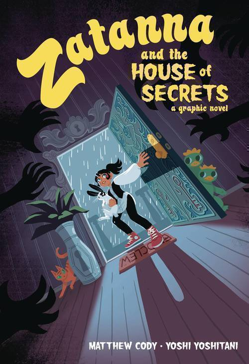 Dc comics zatanna and the house of secrets tpb 20190926