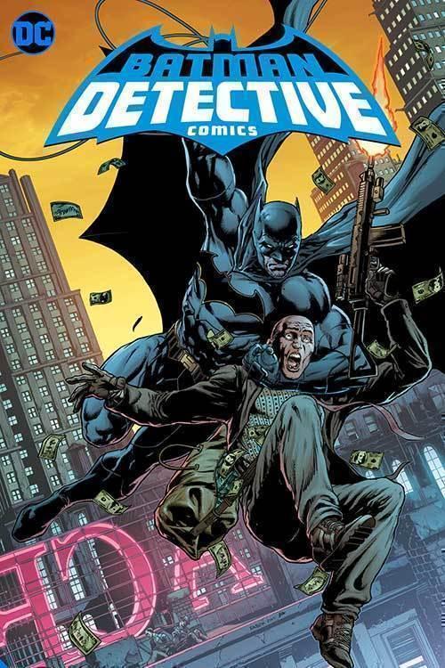 Batman Detective Comics #1027 Deluxe Edition Hardcover