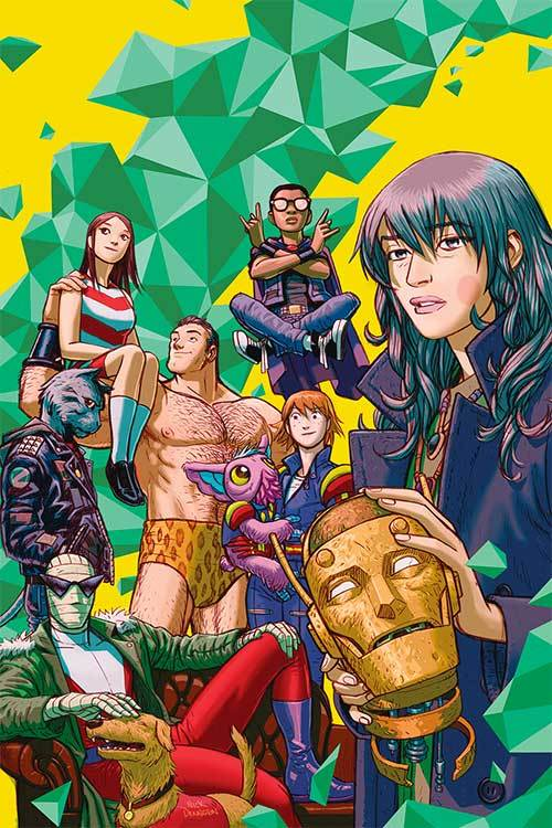 Dc doom patrol weight of the world