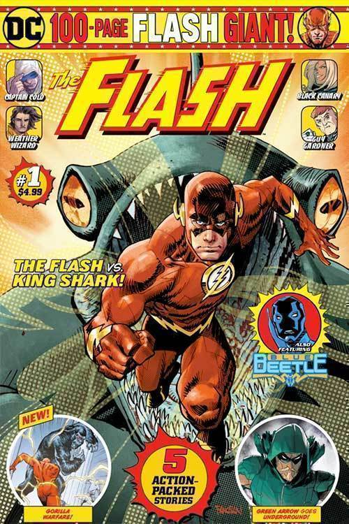 Dc flash giant