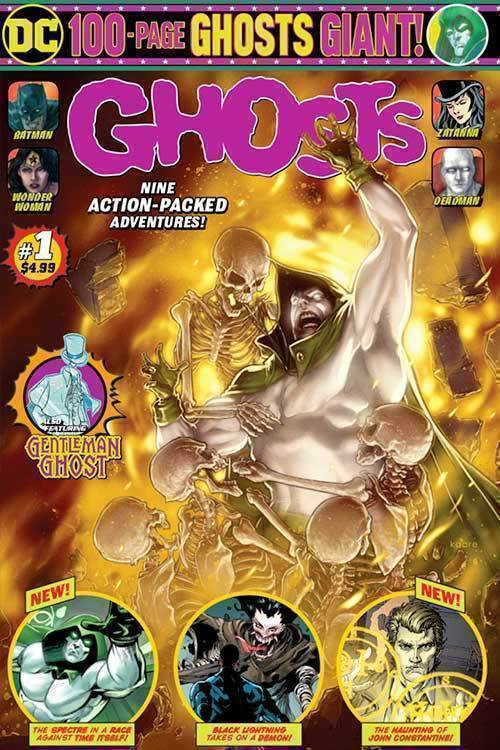 Dc ghosts giant