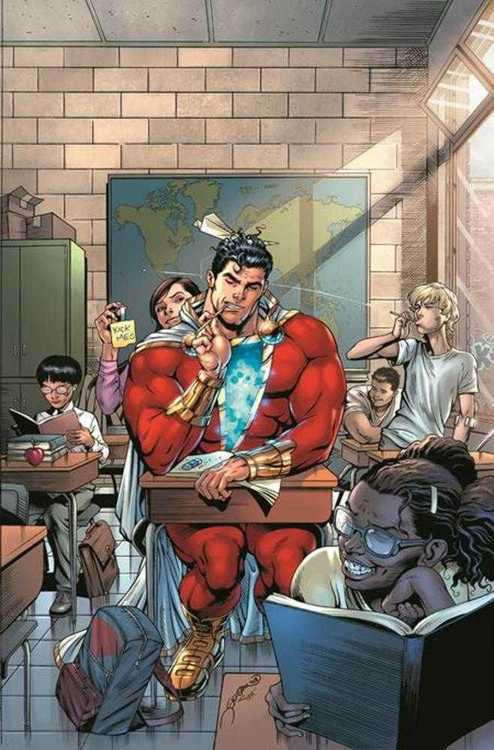 Shazam And The Seven Magic Lands TPB