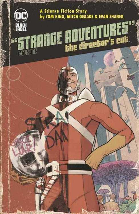 Strange Adventures Directors Cut #1 (Mature)