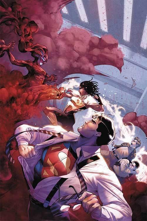 Dc superman action volume3tpb