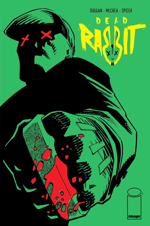 Dead Rabbit By Gerry Duggan & John McCrea TPB Vol 01 (Mature)