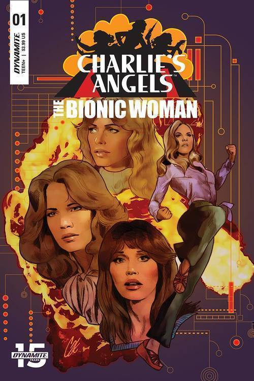 Dynamite charlies angels vs bionic woman 20190424