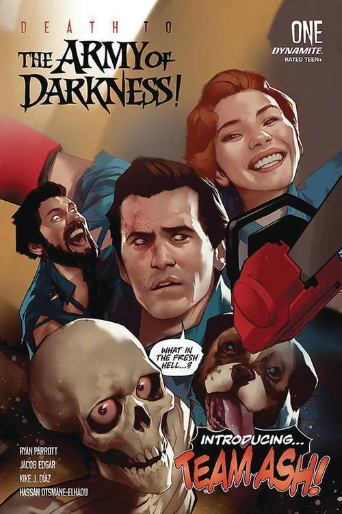 Dynamite death to army of darkness 20191127