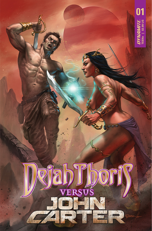 Dynamite dejah thoris vs john carter of mars 20210502