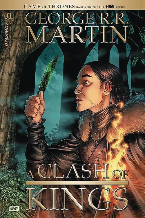 Dynamite george rr martin a clash of kings 20191031