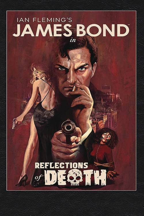 Dynamite james bond reflections of death hc 20191127