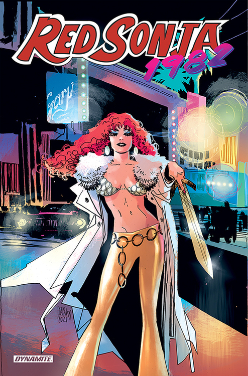 Dynamite red sonja 1982 one shot 20210325