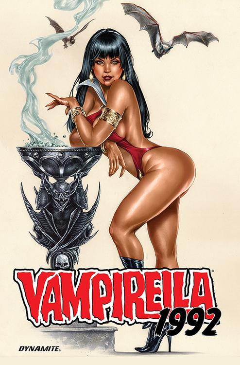 Dynamite vampirella 1992 one shot 20210325