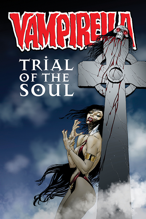 Dynamite vampirella trial of the soul one shot 20200627
