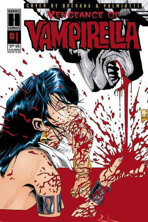 Dynamite vengeance of vampirella 1994 1 limited replica edition 20190730