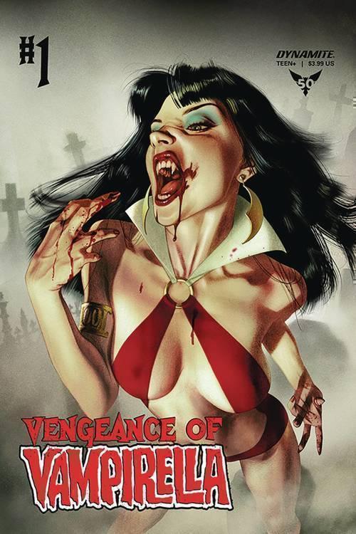 Dynamite vengeance of vampirella 20190730