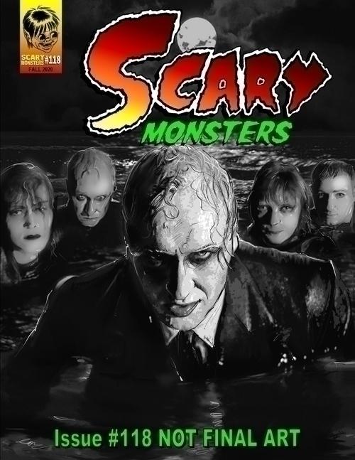 Entertainment magazines scary monsters magazine 118 c 0 1 2 20200719