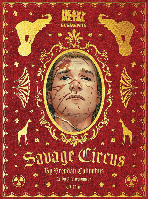 Savage Circus (Mature)