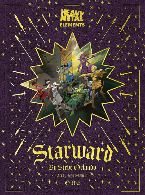 Heavy metal magazine starward 20210101