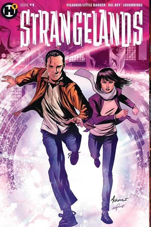 Humanoids inc strangelands