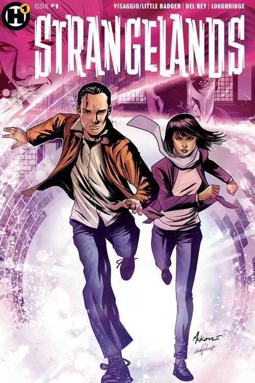 Strangelands TPB Volume 1 (Mature)