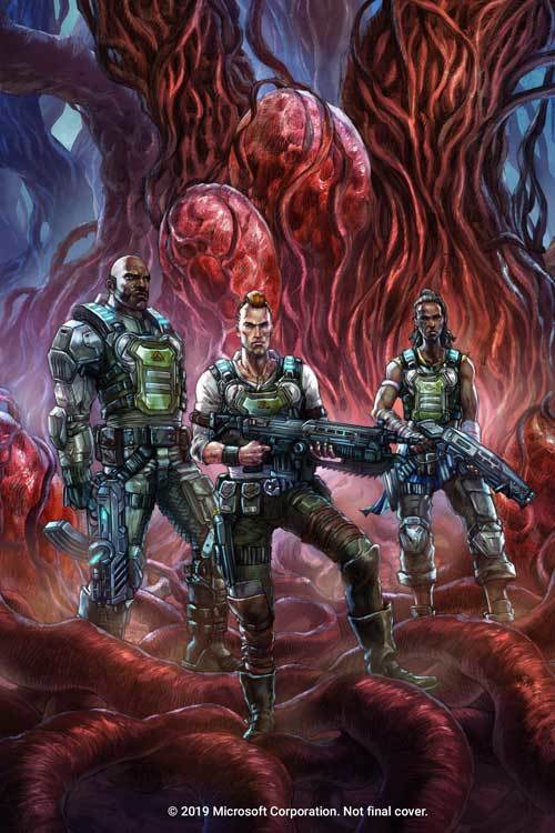 Gears Of War Hivebusters