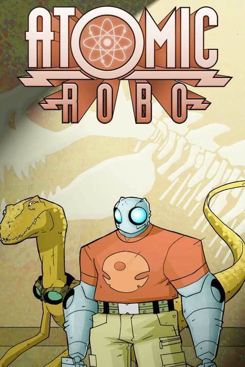 Idw publishing atomic robo dawn of new era 20180830
