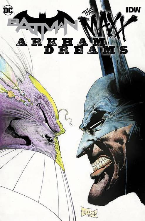 Idw publishing batman the maxx 20180701