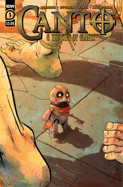 Idw publishing canto city of giants 20210126