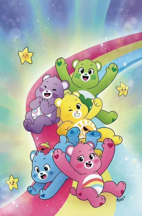 Idw publishing care bears 20190424