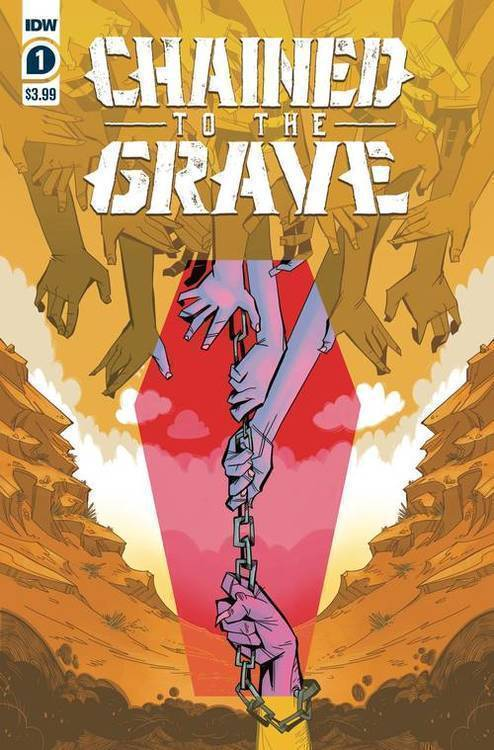 Idw publishing chained to the grave 20200225