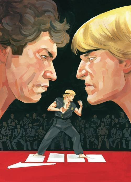 Idw publishing cobra kai karate kid saga continues 20190730