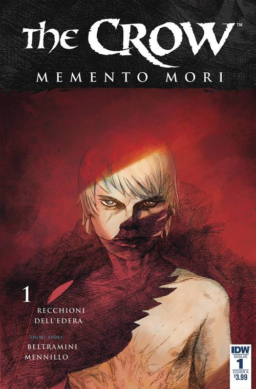 Idw publishing crow memento mori 20171231