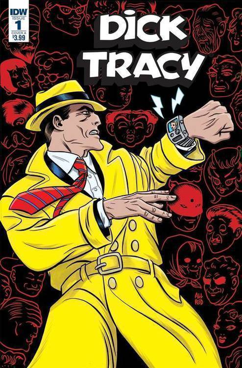 Idw publishing dick tracy dead or alive 20180701