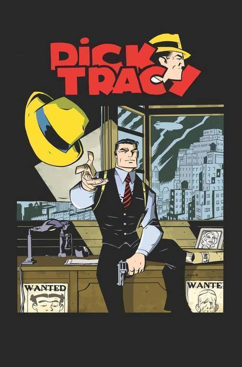 Idw publishing dick tracy forever 20190129