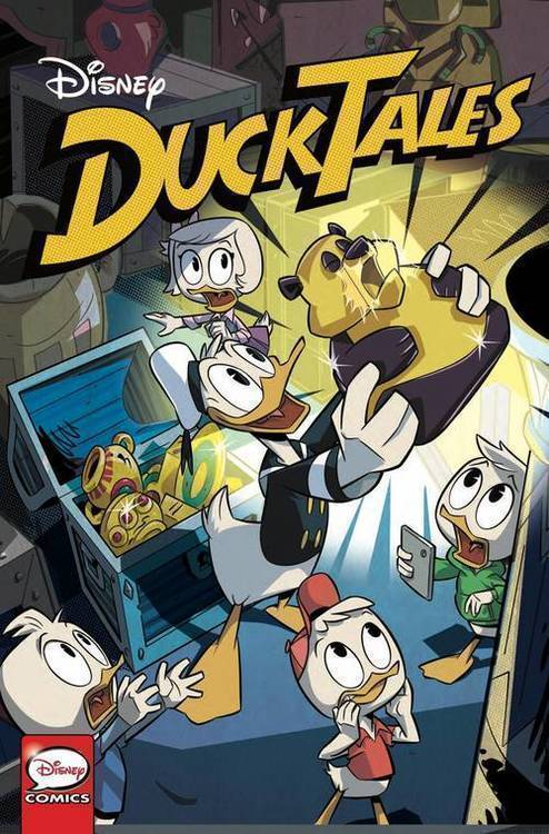 Ducktales Silence & Science