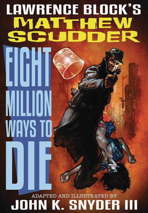 Idw publishing eight million ways to die hardcover 20180203