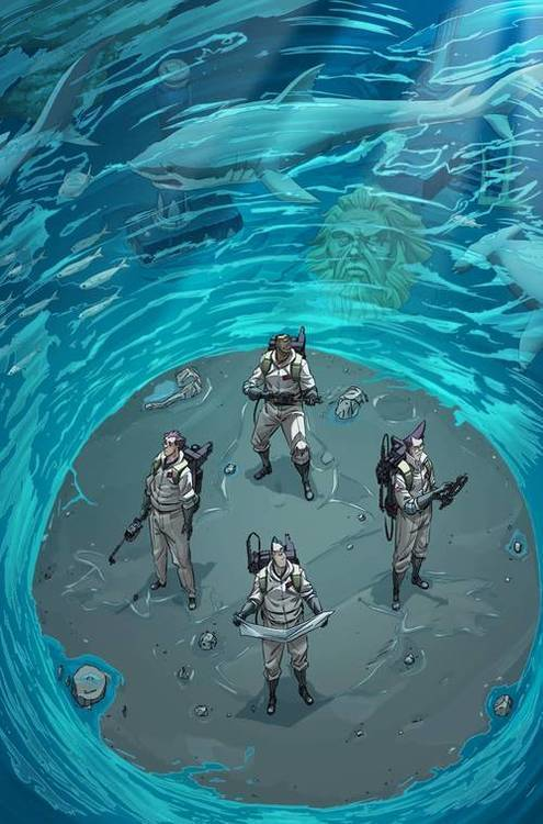 Idw publishing ghostbusters 35th anniversary ghostbusters 20190129