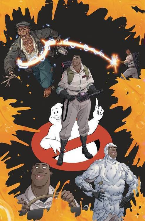 Idw publishing ghostbusters year one 20191031