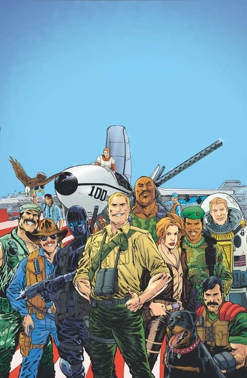 Idw publishing gi joe a real american hero yearbook 20201028